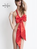 happy lola Sexy Bow Body Ribbon